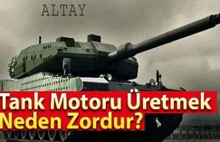 Tank Motoru Üretmek Neden Zordur?