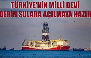 Türkiye'nin milli devi derin sulara açılmaya...