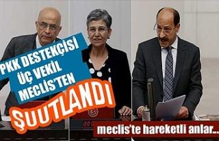 CHP'li Berberoğlu ile HDP'li Güven ve...