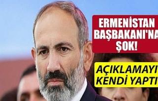 Ermenistan Başbakanı'na şok! Açıklamayı...