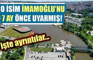 Profesör Birpınar, 7 ay önce İmamoğlu'nu...