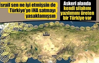 Türk sahillerinin güvenliği yerli yazılım ile...