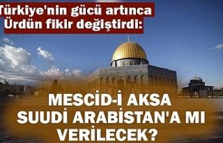 Türkiye'nin gücü artınca Ürdün fikir değiştirdi:...