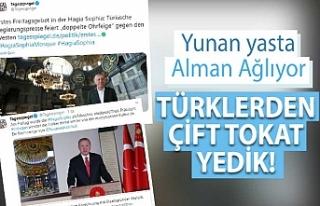 Alman gazetesi: Türkiye'den Batı'ya çift...