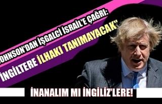 Dünya İngiltere Başbakanı Johnson'dan işgalci...