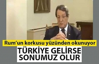 Anastasiadis: Türkiye ile rekabet edersek sonumuz...