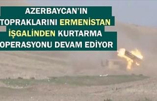 Azerbaycan ordusunun topraklarını Ermenistan işgalinden...