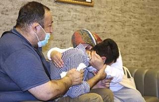 Diyarbakır annelerinin eylemi sayesinde bir aile...
