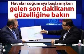 Enerji Bakanı Fatih Dönmez, Karadeniz'deki...