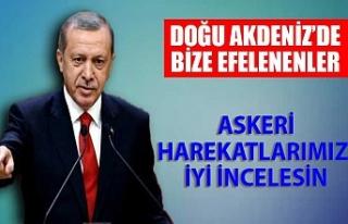 Erdoğan'dan Yunanistan'a: En azından 4...