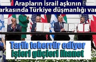 İsrail ile BAE ve Bahreyn anlaşmasının ikinci...