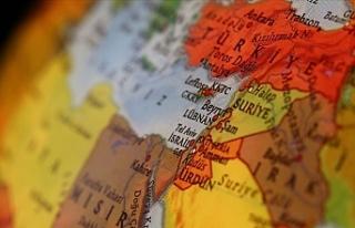 İtalyan enerji şirketi ENI Mısır açıklarında...