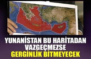 Mevlüt Çavuşoğlu: Yunanistan Sevilla haritasından...