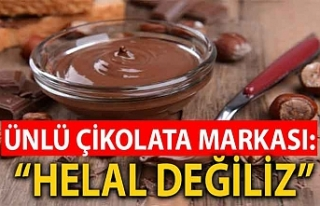 Nutella'dan şoke eden açıklama: Helal değiliz