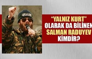 """""""Yalnız Kurt"""" olarak da bilinen Salman Raduyev..."""