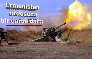 Azerbaycan ordusu 13 köyü daha Ermenistan işgalinden...