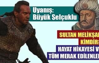 Büyük Selçuklu İmparatoru Sultan Melikşah'ın...