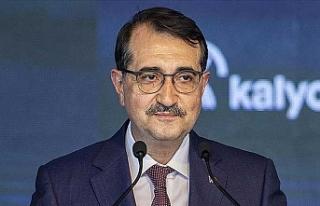 Enerji ve Tabii Kaynaklar Bakanı Dönmez: Yerli lityum...