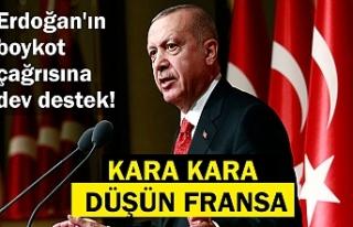 Erdoğan'ın çağrısına dev destek! Açıklamalar...
