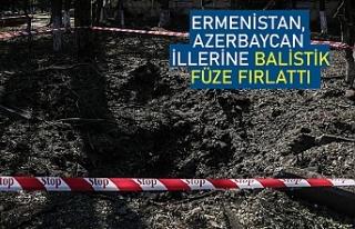 Ermenistan, Azerbaycan'ın Siyezen, Gebele ve...