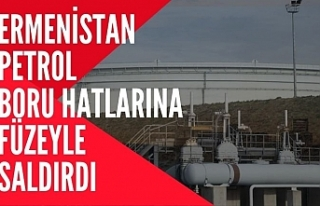 Ermenistan, Bakü-Tiflis-Ceyhan Petrol Boru Hattı'na...