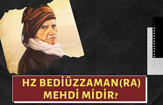 Hz Bediüzzaman (ra) Mehdi midir?