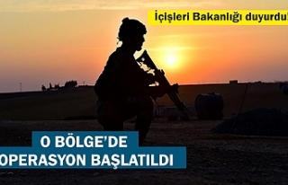 İçişleri Bakanlığınca Şırnak-Siirt-Van-Hakkari...