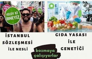 İstanbul Sözleşmesi'nden kurtulduk derken, şimdi...