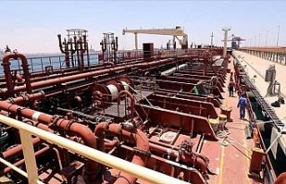 Libya'daki en büyük petrol sahası Şerara'da...