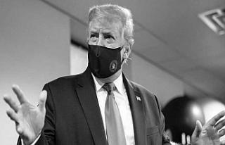 Trump'ın Kovid-19 testlerinin sonucu negatif...