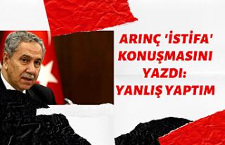 Hükümete yakın isim Erdoğan'la Arınç'ın...