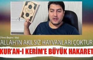 İbrahim Atabey canlı yayında Kur'an-ı Kerim...
