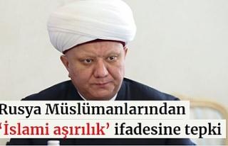 Rusya Müslümanlarından 'İslami aşırılık'...