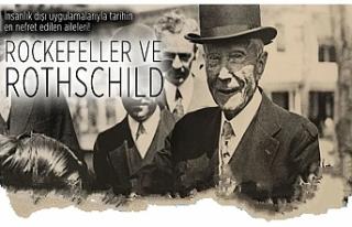 Tarihin en nefret edilen aileleri: Rockefeller ve...
