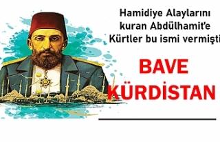 Üstel: Kürtler Abdülhamit'e Bave Kürdistan...