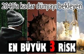 2040'a kadar dünyayı bekleyen en büyük 3...