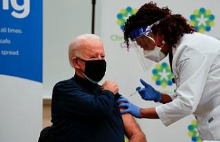 ABD'de başkan seçilen Joe Biden, koronavirüs...