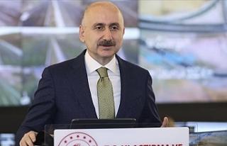 Bakan Karaismailoğlu: SIM kartın yerine kullanılacak...
