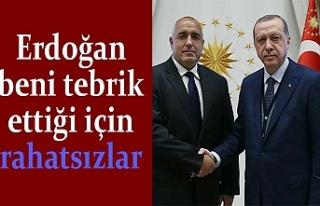 Boyko Borisov: Erdoğan beni tebrik ettiği için...