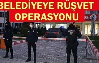 Ceyhan Belediyesi'ne rüşvet operasyonu: 23...