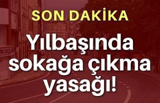 Cumhurbaşkanı Erdoğan: 31 Aralık'tan 4 Ocak'a...
