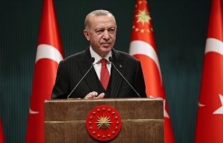 Cumhurbaşkanı Erdoğan: ABD'nin CAATSA kararı...
