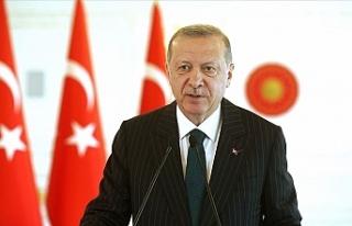 Cumhurbaşkanı Erdoğan: Diline, ırkına, dinine...
