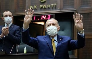 Erdoğan: İdeolojik, turistik, ticari hesaplarla...
