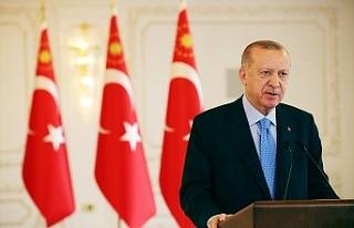 Erdoğan: TOGG'un pil ihtiyacını ETİ Maden...