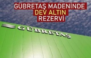 Gübretaş'a ait maden sahasında 3,5 milyon...