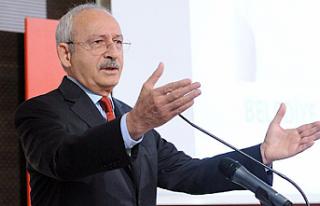 Kılıçdaroğlu: Uyuşturucu çeteleri ve organ mafyalarından...