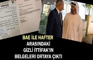 Libya'daki gizli pazarlığı ortaya çıkaran...