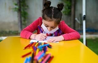 MEB: Ana sınıfları hariç tüm anaokulları yüz...