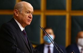 MHP Genel Başkanı Bahçeli: Cumhur İttifakı devam...